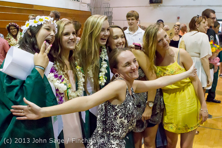 3725 Vashon Island High School Graduation 2013 061513