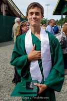 3753 Vashon Island High School Graduation 2013 061513