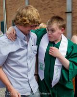 3755 Vashon Island High School Graduation 2013 061513
