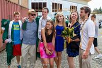 3766 Vashon Island High School Graduation 2013 061513