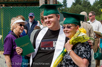 3768 Vashon Island High School Graduation 2013 061513