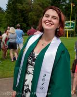 3769 Vashon Island High School Graduation 2013 061513