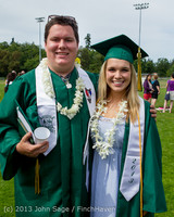 3772 Vashon Island High School Graduation 2013 061513