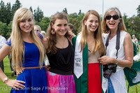 3777 Vashon Island High School Graduation 2013 061513