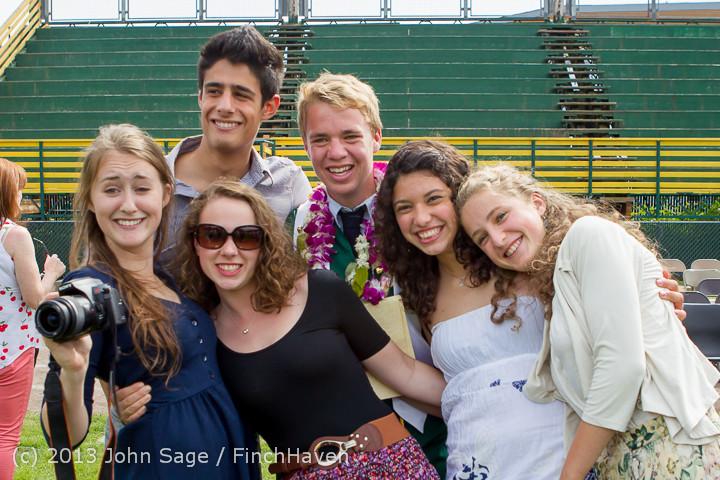 3786 Vashon Island High School Graduation 2013 061513