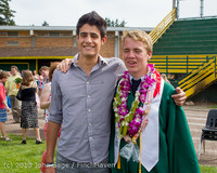 3796 Vashon Island High School Graduation 2013 061513