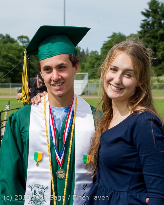 3804 Vashon Island High School Graduation 2013 061513