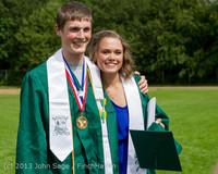 3807 Vashon Island High School Graduation 2013 061513