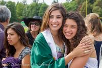 3810 Vashon Island High School Graduation 2013 061513