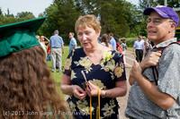 3815 Vashon Island High School Graduation 2013 061513