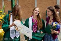 3828 Vashon Island High School Graduation 2013 061513