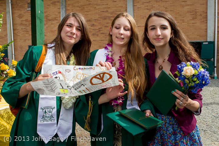 3829 Vashon Island High School Graduation 2013 061513