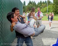 3864 Vashon Island High School Graduation 2013 061513