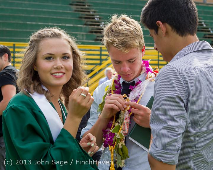 3887 Vashon Island High School Graduation 2013 061513