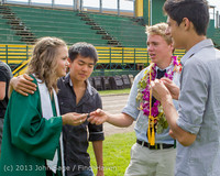 3891 Vashon Island High School Graduation 2013 061513