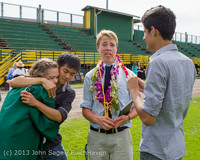 3892 Vashon Island High School Graduation 2013 061513