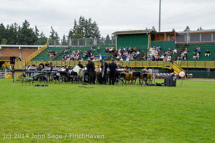 2837 Vashon Island High School Graduation 2014 061414
