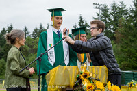 2838 Vashon Island High School Graduation 2014 061414