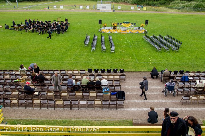 2845 Vashon Island High School Graduation 2014 061414