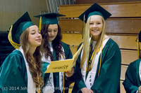 2856 Vashon Island High School Graduation 2014 061414