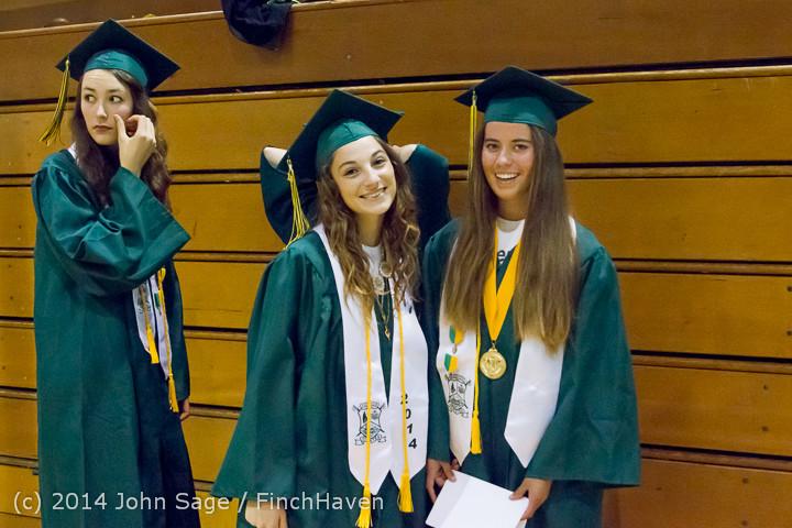 2859 Vashon Island High School Graduation 2014 061414