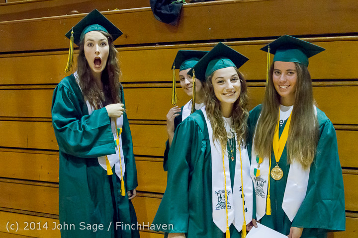 2860 Vashon Island High School Graduation 2014 061414