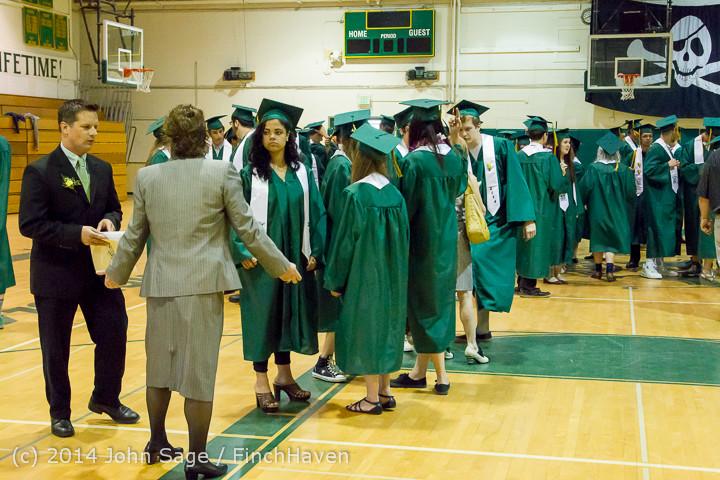 2869 Vashon Island High School Graduation 2014 061414