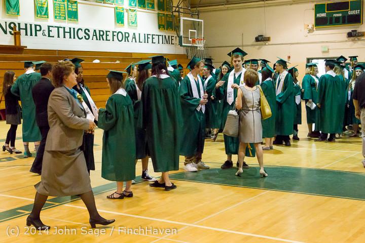 2870 Vashon Island High School Graduation 2014 061414