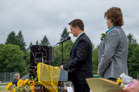 2906 Vashon Island High School Graduation 2014 061414