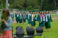 2913 Vashon Island High School Graduation 2014 061414