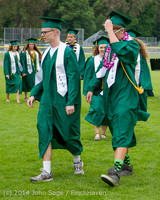 2924 Vashon Island High School Graduation 2014 061414