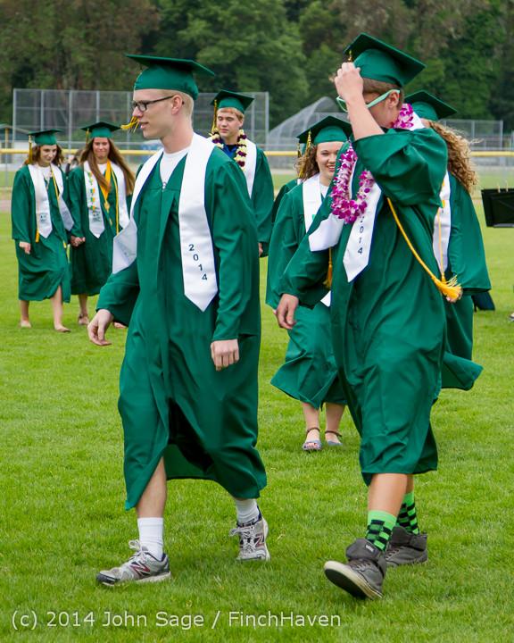 2924 Vashon Island High School Graduation 2014 061414