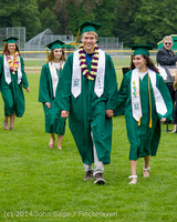 2927 Vashon Island High School Graduation 2014 061414