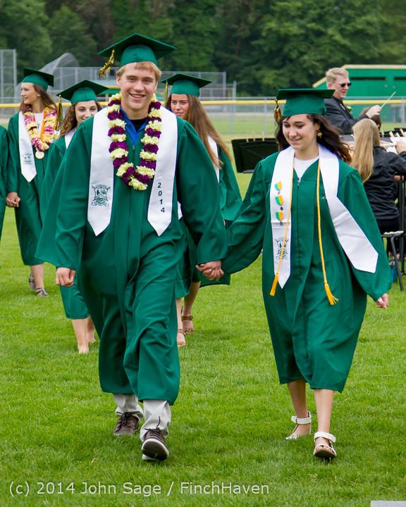 2928 Vashon Island High School Graduation 2014 061414
