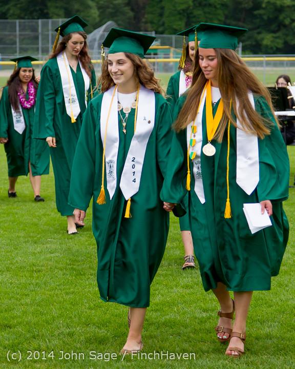 2930 Vashon Island High School Graduation 2014 061414