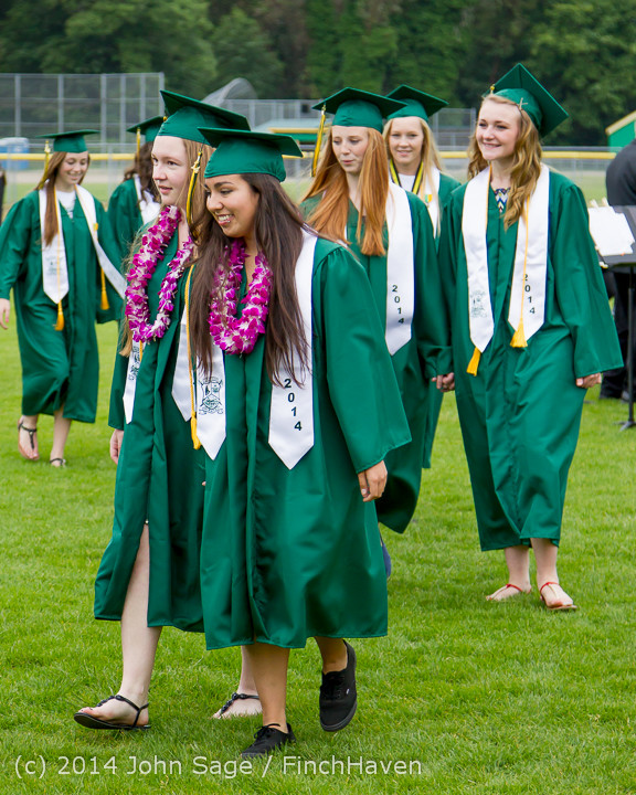 2940 Vashon Island High School Graduation 2014 061414