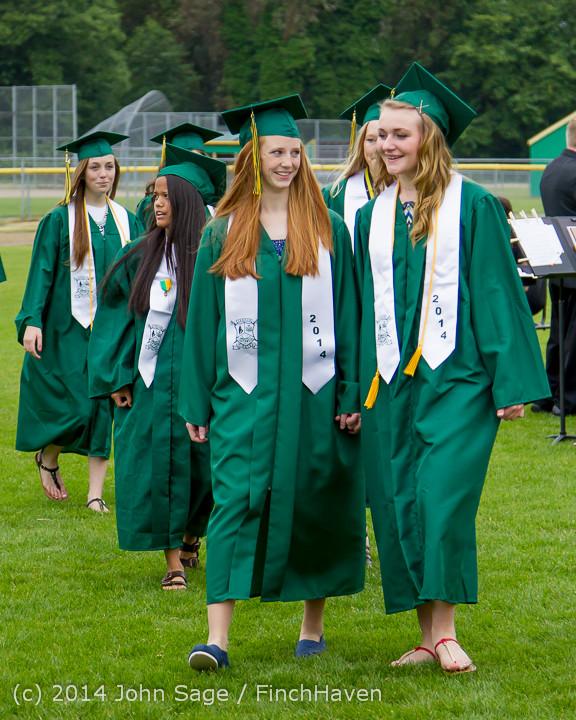 2941 Vashon Island High School Graduation 2014 061414
