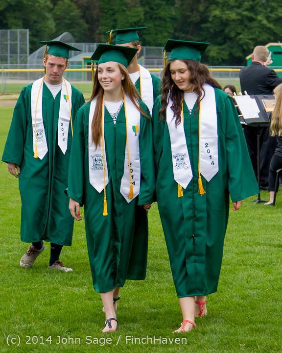 2946 Vashon Island High School Graduation 2014 061414