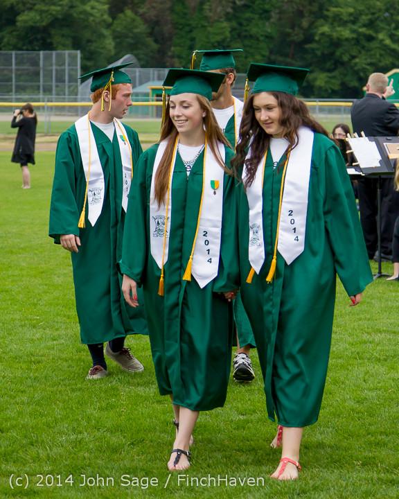 2947 Vashon Island High School Graduation 2014 061414