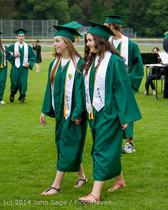 2949 Vashon Island High School Graduation 2014 061414