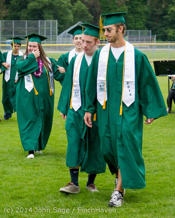 2950 Vashon Island High School Graduation 2014 061414