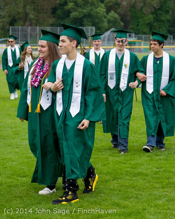 2955 Vashon Island High School Graduation 2014 061414