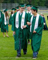 2957 Vashon Island High School Graduation 2014 061414