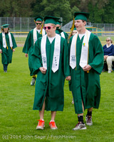 2960 Vashon Island High School Graduation 2014 061414