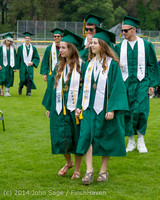 2963 Vashon Island High School Graduation 2014 061414