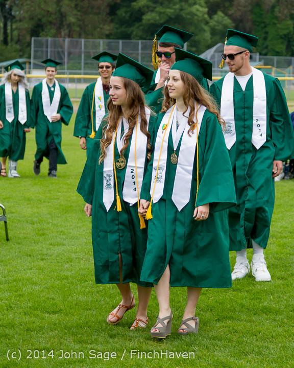 2963 Vashon Island High School Graduation 2014 061414