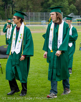 2967 Vashon Island High School Graduation 2014 061414