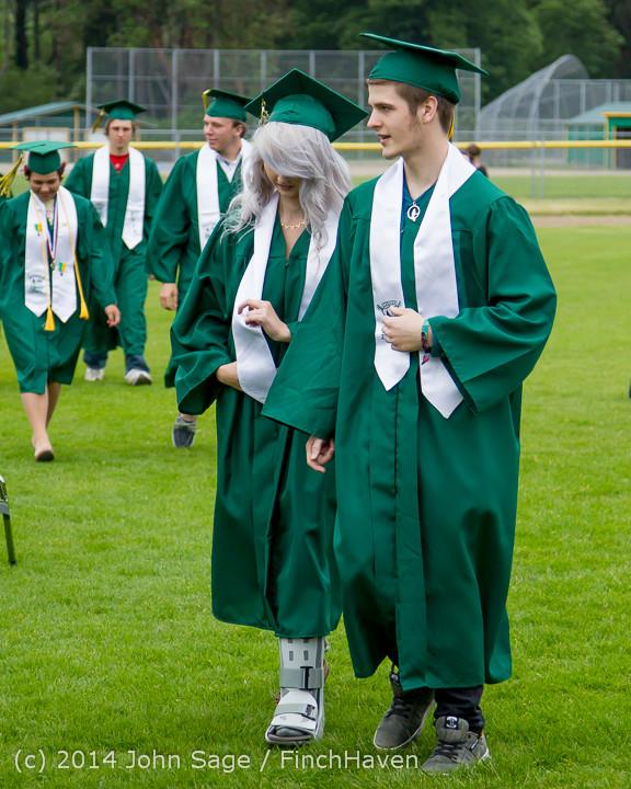 2969 Vashon Island High School Graduation 2014 061414