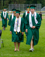 2971 Vashon Island High School Graduation 2014 061414