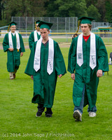 2975 Vashon Island High School Graduation 2014 061414